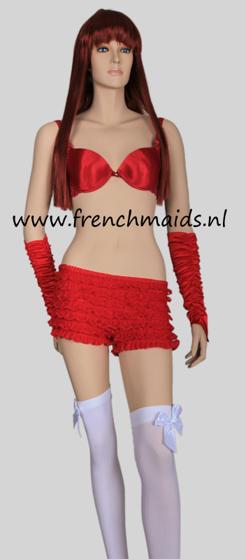 Panty Slip Frilly Lace for French Maids Costume - photo 1.