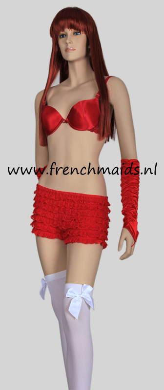 Panty Slip Frilly Lace for French Maids Costume - photo 4.