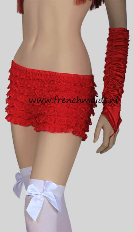 Panty Slip Frilly Lace for French Maids Costume - photo 5.