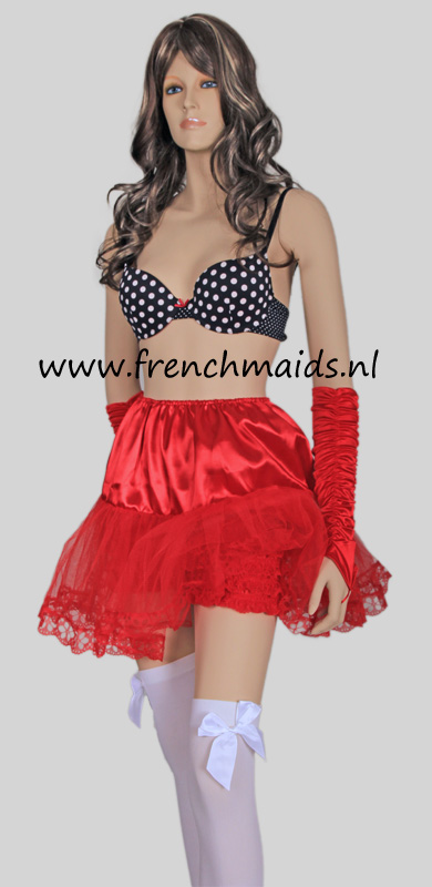 Panty Slip Frilly Lace for French Maids Costume - photo 8.