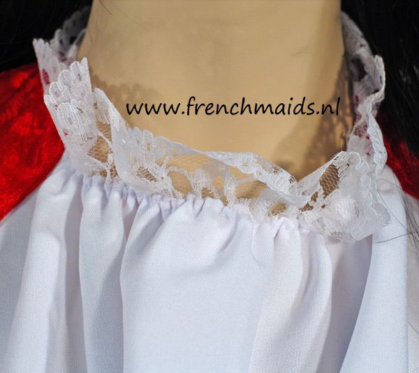 Flirty French Maid Costume from our Sexy French Maids Uniforms Collection - photo 8.