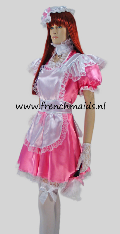 Pink Dream French Maid Costume from our Sexy French Maids Uniforms Collection - photo 5.