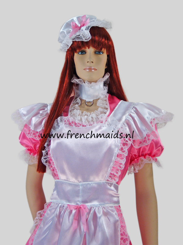 Pink Dream French Maid Costume from our Sexy French Maids Uniforms Collection - photo 7.
