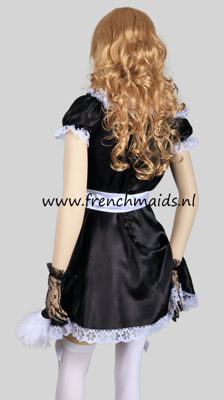 Hot Sexy French Maid Costume from our Sexy French Maids Uniforms Collection: photo 5.