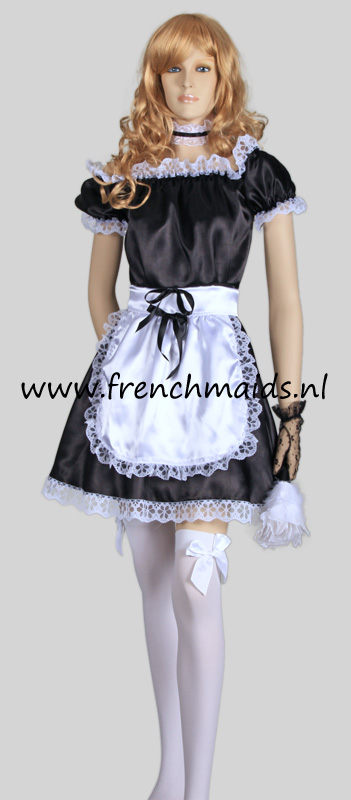 Hot Sexy French Maid Costume from our Sexy French Maids Uniforms Collection: photo 7.