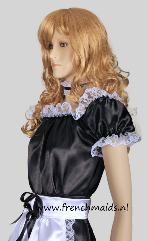 Hot Sexy French Maid Costume from our Sexy French Maids Uniforms Collection: photo 9.