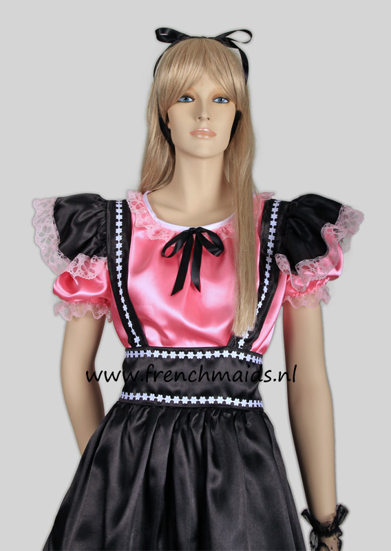 Naughty Sexy French Maid Costume from our Sexy French Maids Uniforms Collection: photo 10.