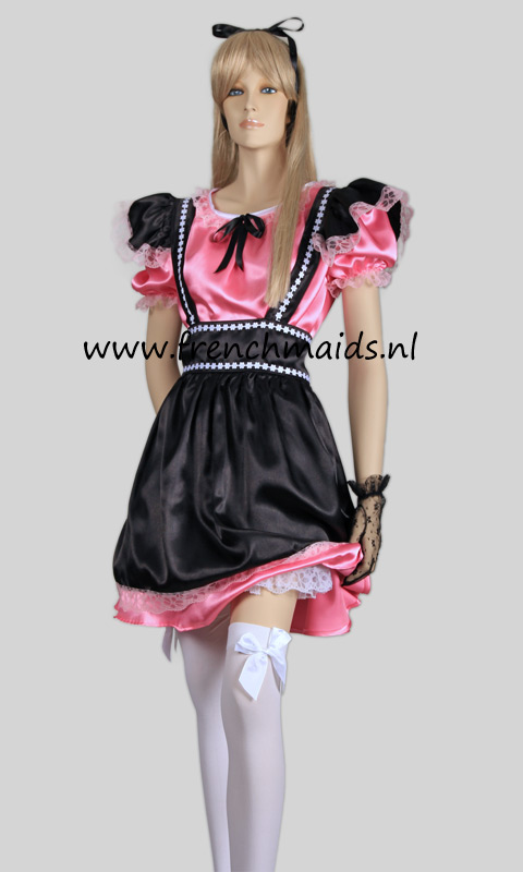Naughty Sexy French Maid Costume from our Sexy French Maids Uniforms Collection: photo 11.