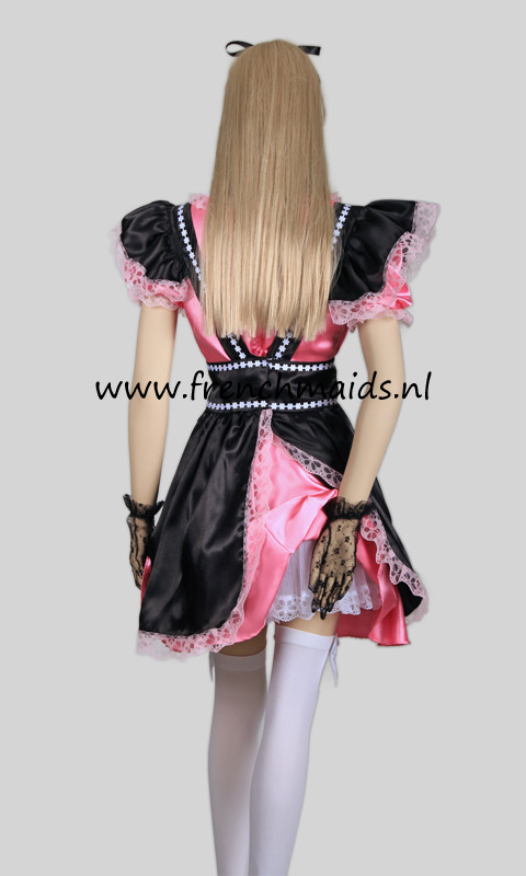 Naughty Sexy French Maid Costume from our Sexy French Maids Uniforms Collection: photo 12.