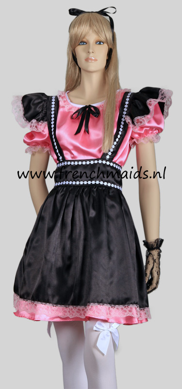Naughty Sexy French Maid Costume from our Sexy French Maids Uniforms Collection: photo 2.