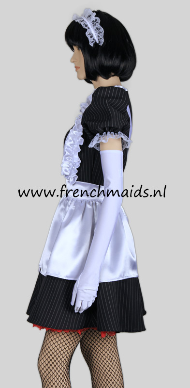 Night Service French Maid Costume from our Sexy French Maids Uniforms Collection: photo 4.