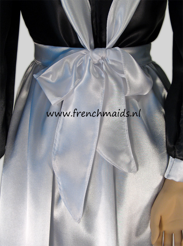 Charlotte French Maid Costume from our Victorian French Maids Uniforms Collection: photo 10.