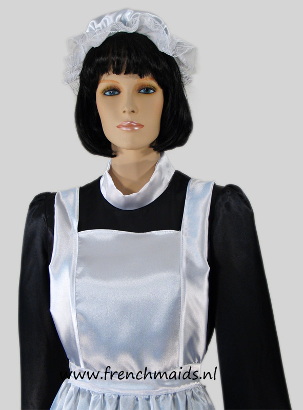 Charlotte French Maid Costume from our Victorian French Maids Uniforms Collection: photo 11.