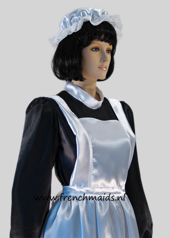Charlotte French Maid Costume from our Victorian French Maids Uniforms Collection: photo 5.