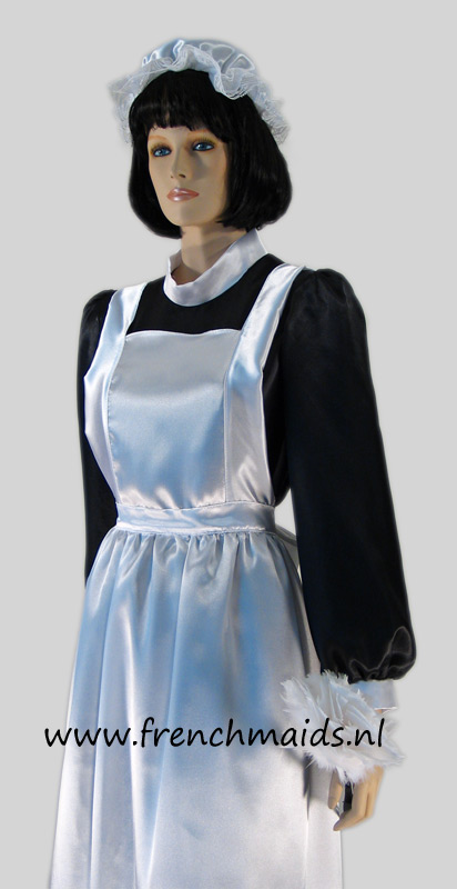 Charlotte French Maid Costume from our Victorian French Maids Uniforms Collection: photo 6.