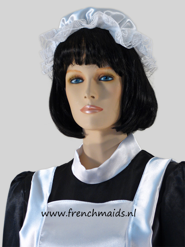 Charlotte French Maid Costume from our Victorian French Maids Uniforms Collection: photo 7.