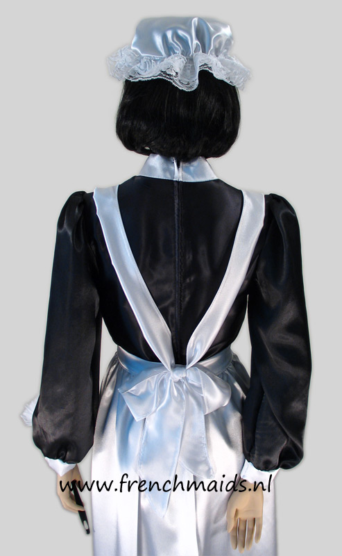 Charlotte French Maid Costume from our Victorian French Maids Uniforms Collection: photo 8.