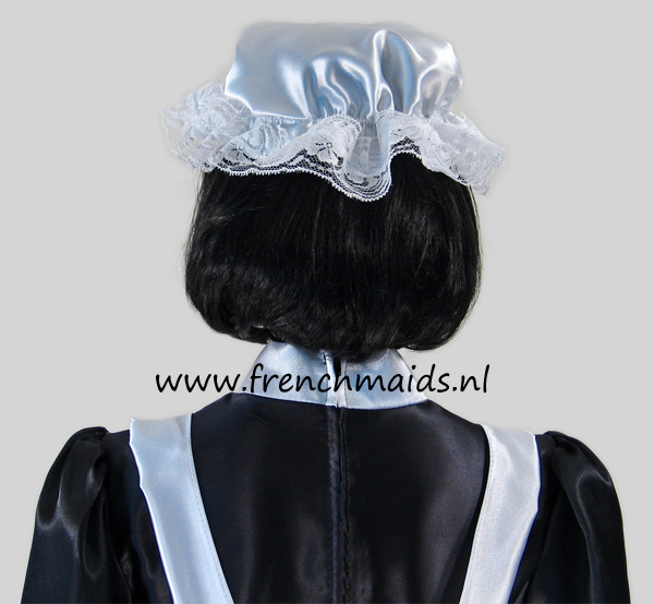 Charlotte French Maid Costume from our Victorian French Maids Uniforms Collection: photo 9.