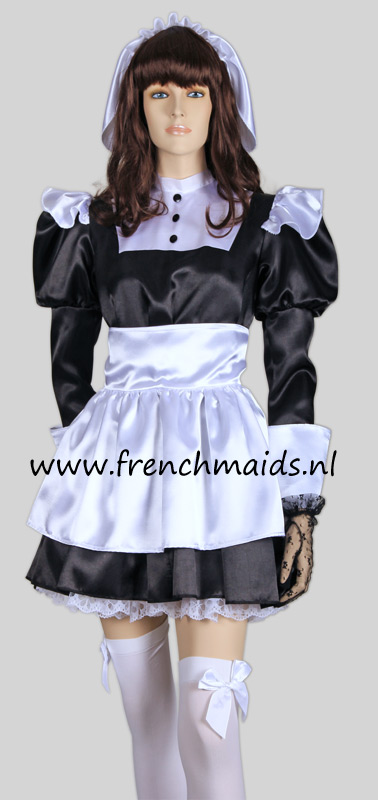 Florence Nightingale French Maid Costume from our Sexy French Maids Uniforms Collection: photo 1.