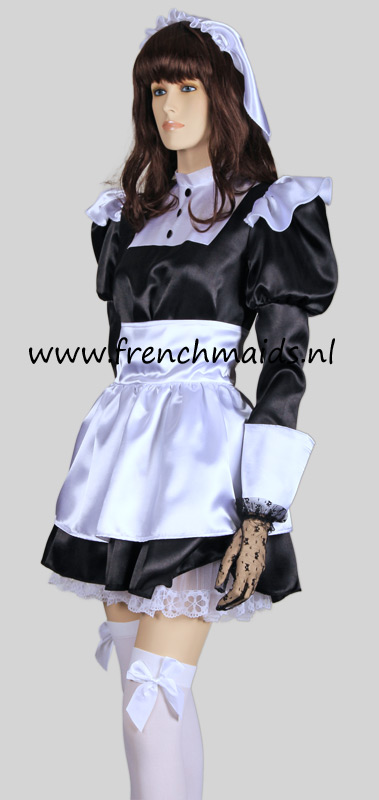 Florence Nightingale French Maid Costume from our Sexy French Maids Uniforms Collection: photo 13.