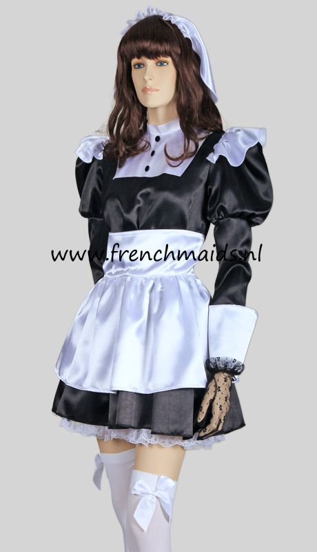 Florence Nightingale French Maid Costume from our Sexy French Maids Uniforms Collection: photo 6.