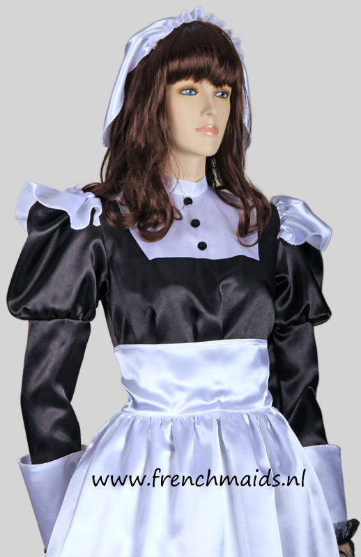 Florence Nightingale French Maid Costume from our Sexy French Maids Uniforms Collection: photo 7.