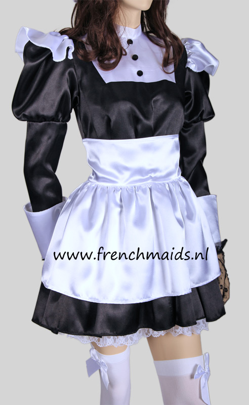 Florence Nightingale French Maid Costume from our Sexy French Maids Uniforms Collection: photo 9.