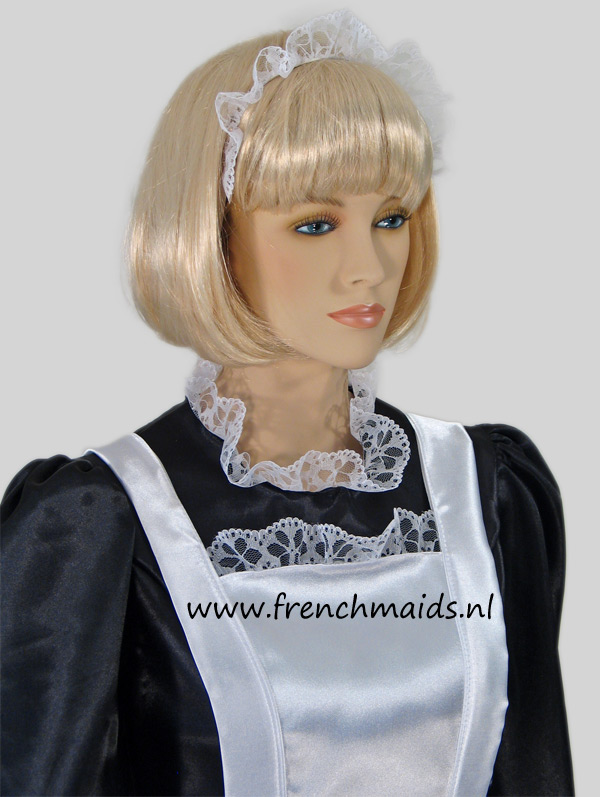 Awe Inspiring French Chamber Maid Costume Short Hairstyles Gunalazisus