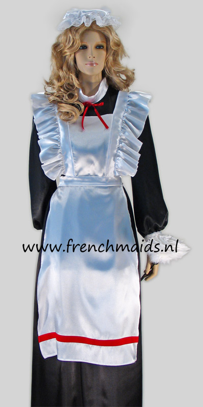 Victorian French Maid Costume from our Victorian French Maids Uniforms Collection: photo 1.