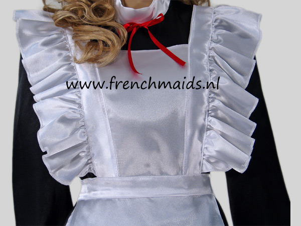 Victorian French Maid Costume from our Victorian French Maids Uniforms Collection: photo 7.