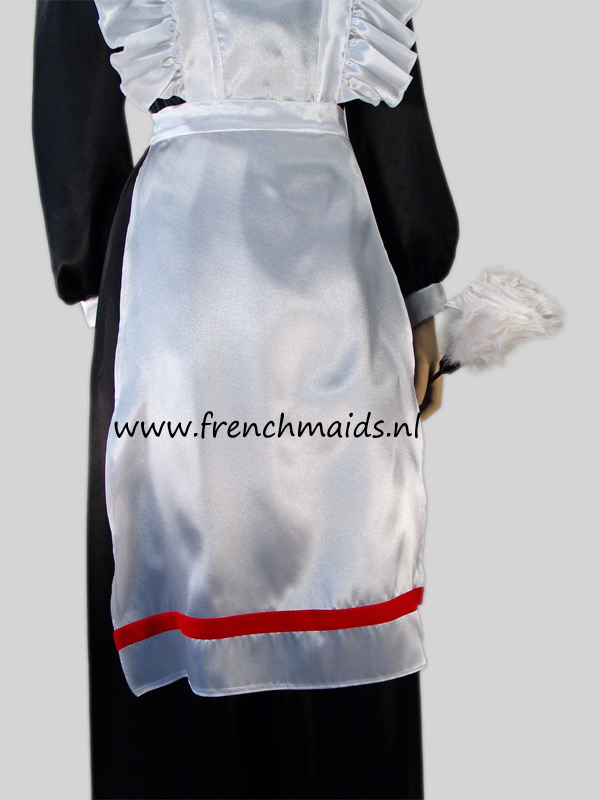 Victorian French Maid Costume from our Victorian French Maids Uniforms Collection: photo 8.